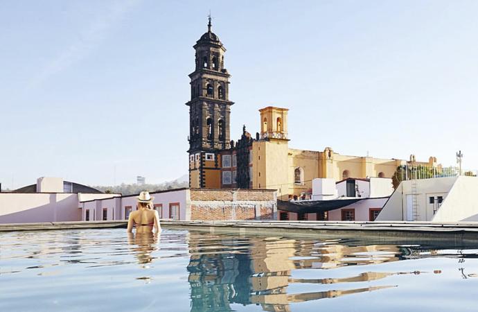 urban retreat oasis urbano la purificadora mexico hotel yoga veronica gamio presentacion hotel la purificadora piscina